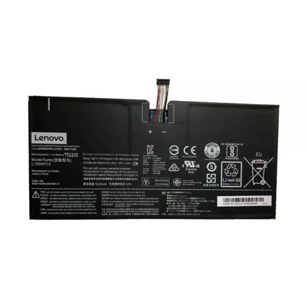 Original battery for laptop LENOVO IdeaPad Miix 720,Miix 720-12IKB,MIIX5 Pro