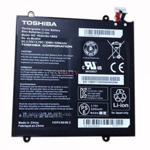 Original battery for tablet TOSHIBA AT10-B
