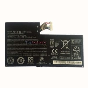 Original battery for tablet ACER Iconia Tab W4-820P