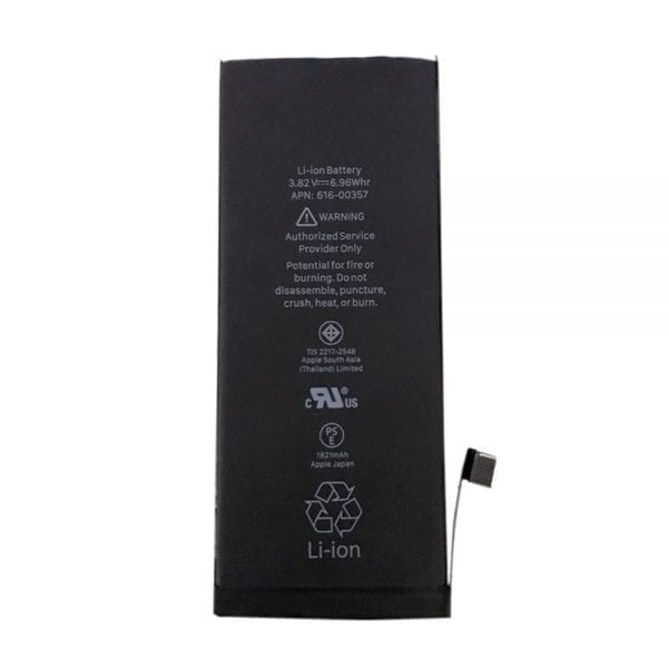 Original battery 616-00357 for Mobile Phone iphone 8