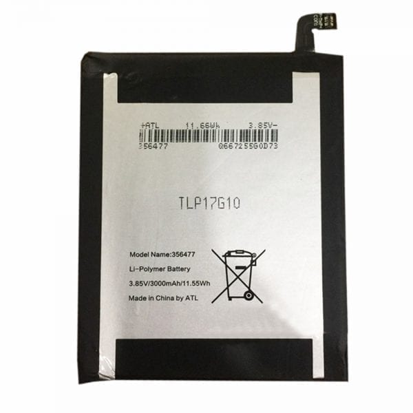 Original battery 356477 for Mobile Phone SUGAR S9,F9