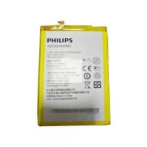 Original battery AB3900AWMC for Mobile Phone PHILIPS X818