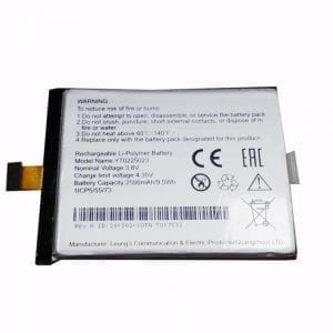 Original battery YT0225023 for Mobile Phone YotaPhone 2