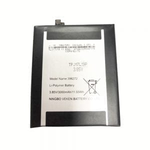 Original battery 396272 for Mobile Phone Wiko Upulse