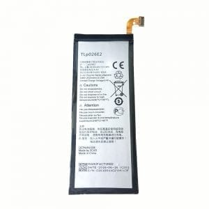 Original battery TLP026E2 for Mobile Phone Alcatel