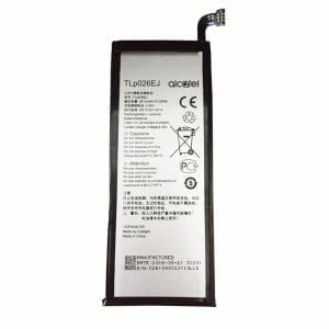 Original battery TLP026EJ for Mobile Phone Alcatel