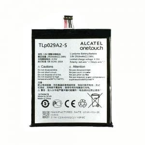 Original battery TLP029A2-S for Mobile Phone Alcatel onetouch IDOL 3 5.5