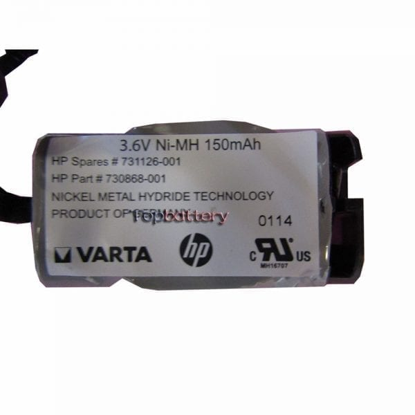 Battery for HP FBWC Capacitor Pack Smart Array P430,P431,P830